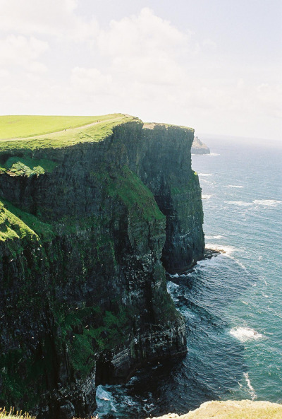 refluent:  Cliffs of Moher pt. 3 (by Mat W.)