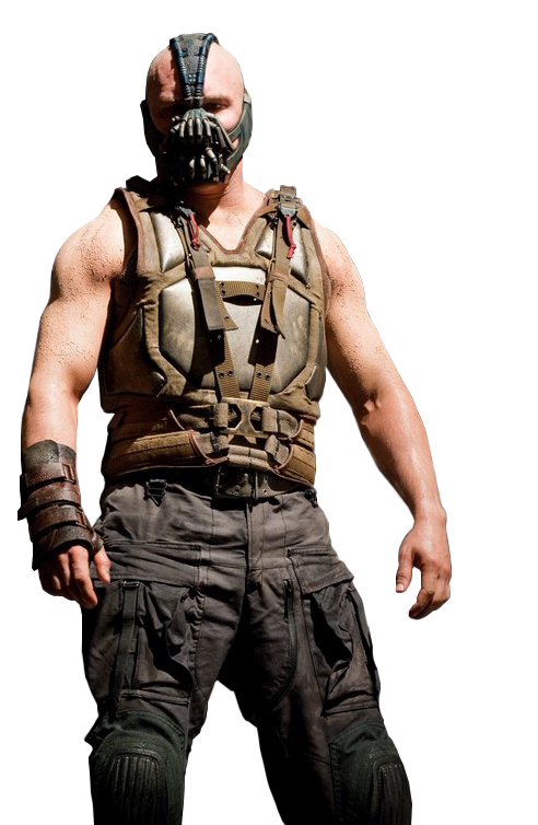 Bane Mask Transparent