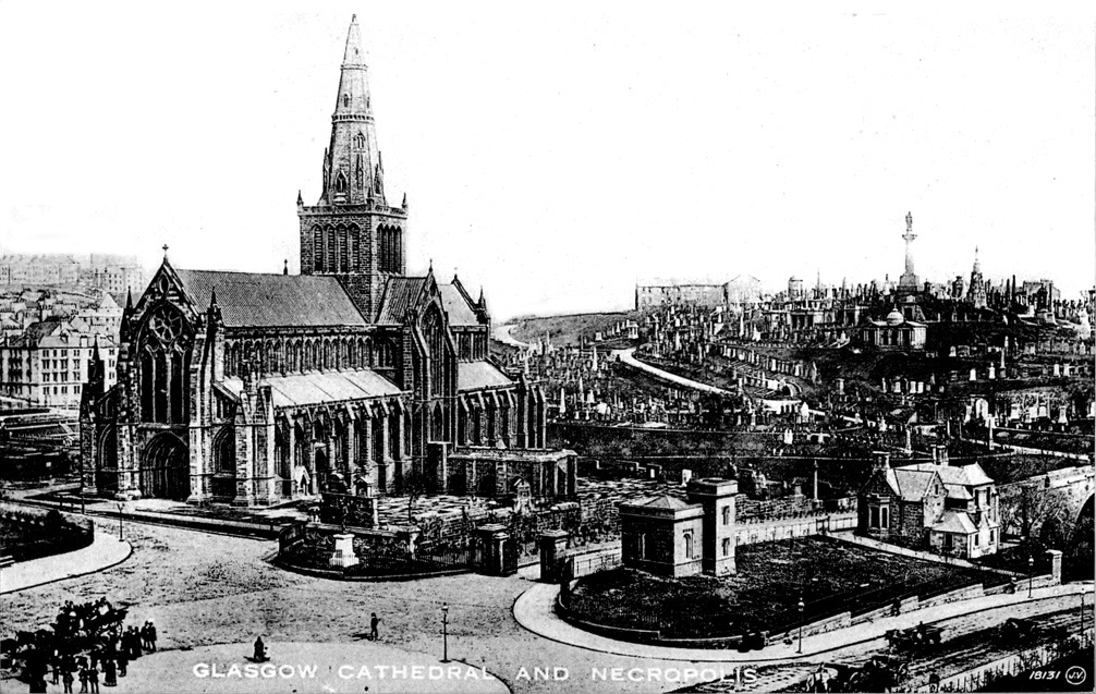 The Cathedral and necropolis, Glasgow