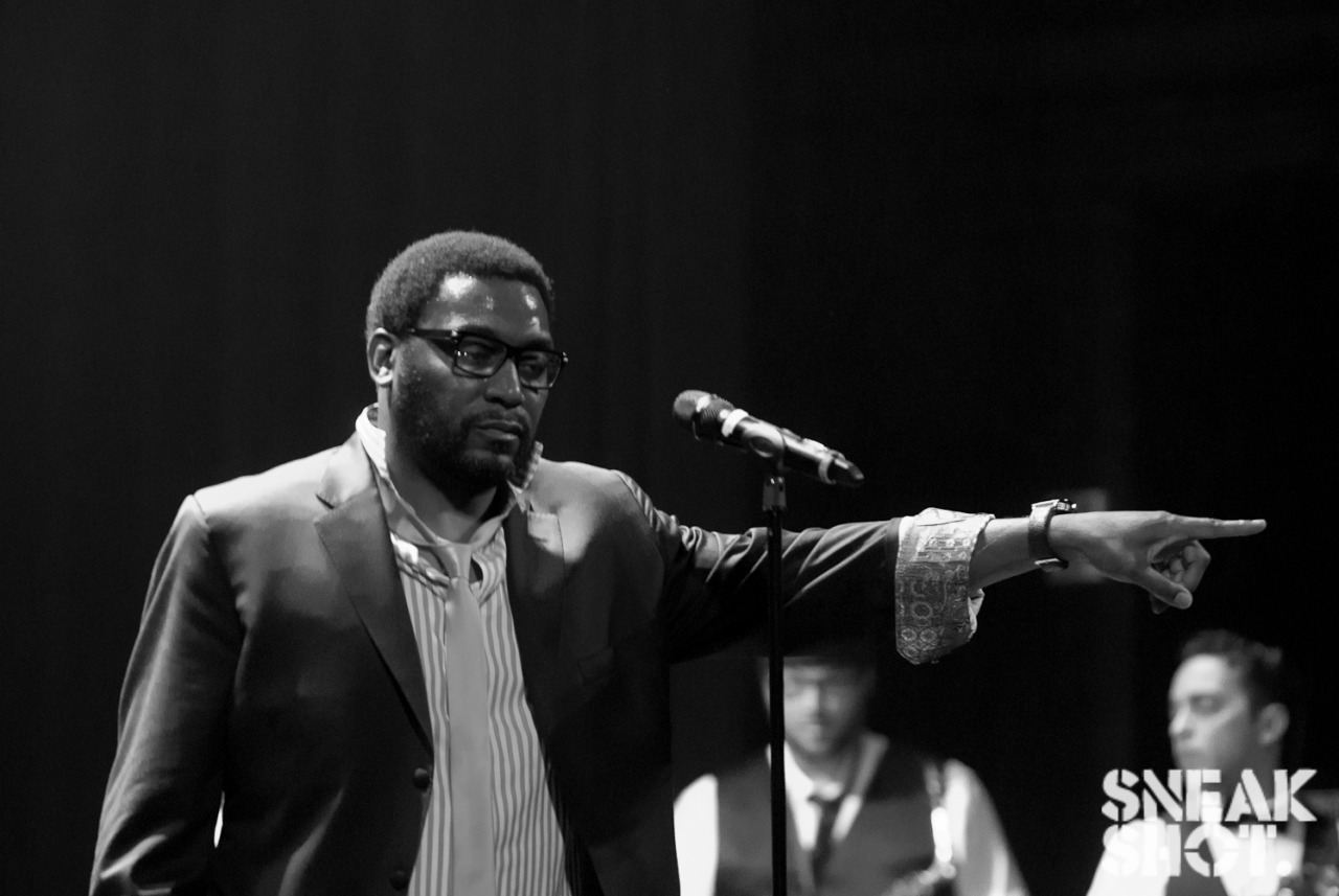 @BigDaddyKane | The Howard Theatre | 1.25.13