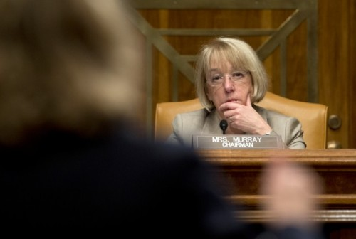No. 1: The Fixer Patty Murray may be the dullest, most unremarkable member of the United States Senate. Two decades in, she lacks any major legislation to her name, isn't associated with an issue, rarely appears on television, almost always speaks in gray generalities, and seems to have spent the bulk of her time focused on sending earmarks back to Washington state. As one staffer puts it, the most interesting thing about Murray is how uninteresting she is. She's also the most important politician you've never heard of. As conference secretary, she's the fourth-ranking Democrat in the Senate, which makes her the highest-ranking woman in the chamber. Last year, she chaired the Democratic Senatorial Campaign Committee (DSCC), spearheading the party's surprising string of victories in the November elections. Thanks to her efforts, the Senate now has 20 women, the most ever. And as chair of the powerful Budget Committee, she is going up against Paul Ryan, the Wisconsin congressman whose budget has shaped the political conversation for two years and counting. Without many noticing, she's become the party's fixer.  The excellent Jamelle Bouie and I co-wrote a profile of Patty Murray in 19 short takes for the latest issue of The American Prospect. Read the rest!