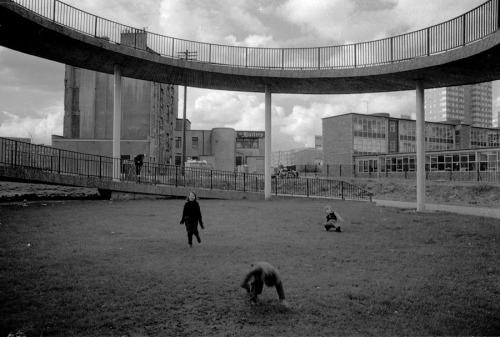 Anderston Walkway. Hugh Hood, Glasgow, 1974.