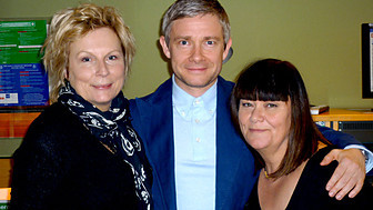 Martin Freeman on BBC Radio 2 today, started midday - not sure what time Martin will appear.Listen live now.