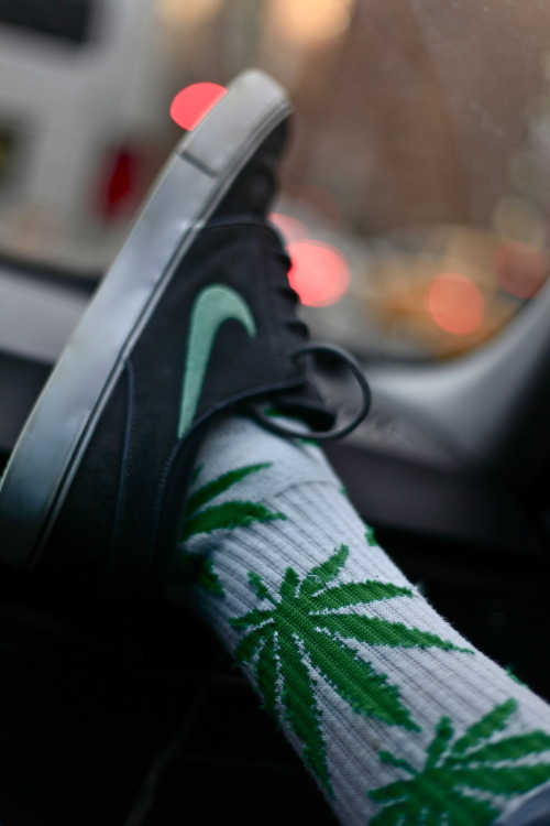 lukekyriazis:  lukekyriazis:  janoskis and weed socks.   God damn in 24 hrs my photo already got this many notes!!!