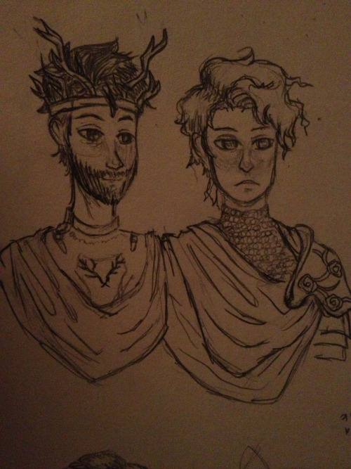 conradachenlecks:  Loras and renly ppppp