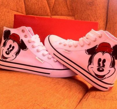 How much do you want these shoes……………<3