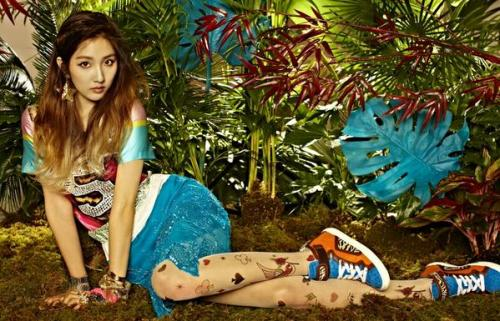 4Minute: Jihyun - Teaser Photo (2)