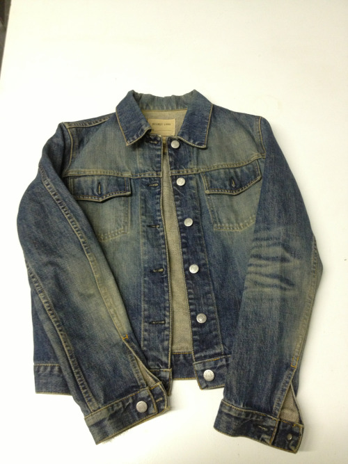 Picked up this Helmut Lang denim jacket today.  Think I paid 2% of what it originally retailed at.