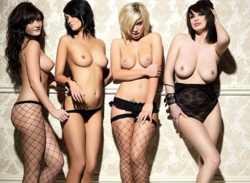 Sophie Howard and chums