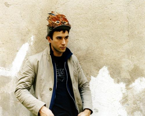 Sufjan Stevens. (via fivemilestomidnight)