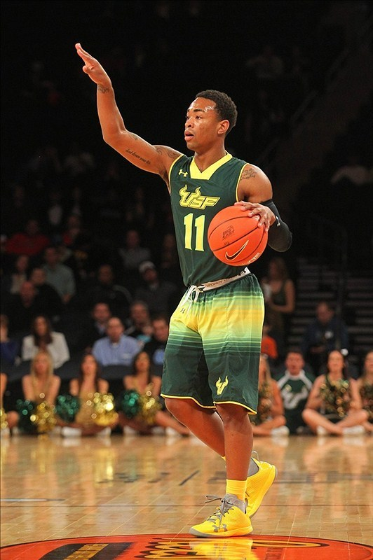 Conference Tournament Central THUMBS UP or THUMBS DOWN for USF's new uniforms?
