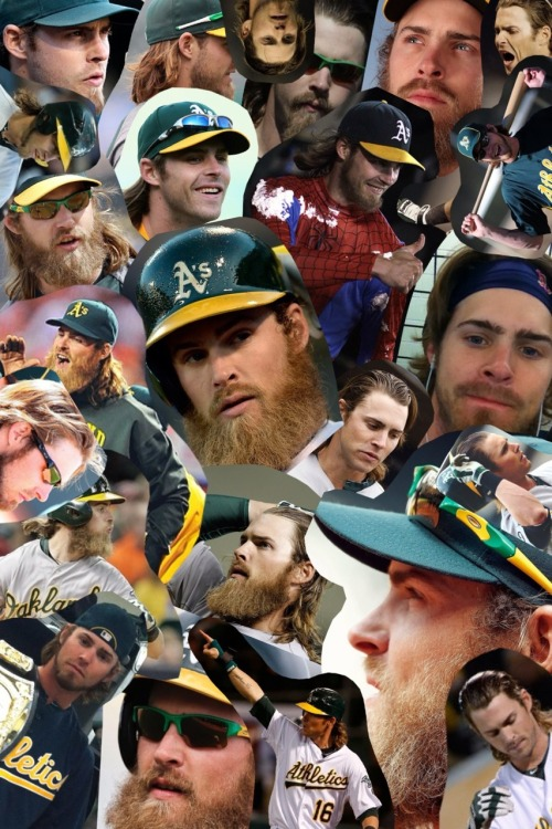 nine-innings:  JUST BECAUSE I CAN!  Great collage!
