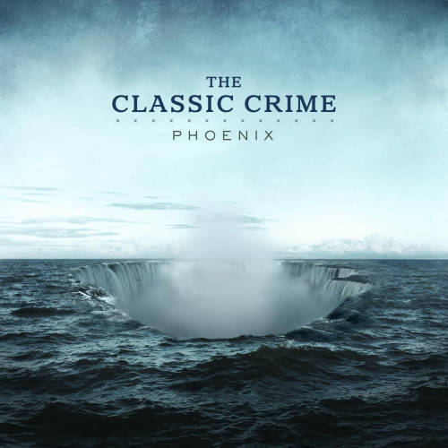 The classic crime - Phoenix Art direction  design by Brad Filip 2012
