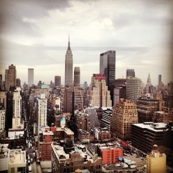 I❤NY #nyc #manhattan #rooftop #view #friday