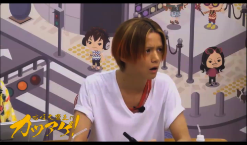 drinkurdamntea:  Ryon was a guest on an ameba broadcast last night/this morning!  WHAT A PERFECT FACE.