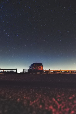 dearscience:  Parked within the stars