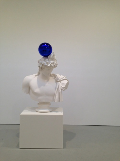 Koons Invades, May 11, 2013, New York