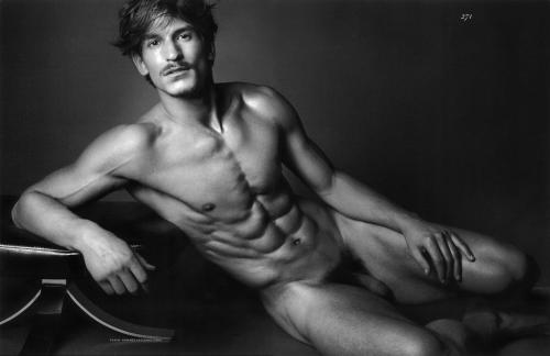 malemodelscene:  Jarrod Scott for Vogue Hommes International