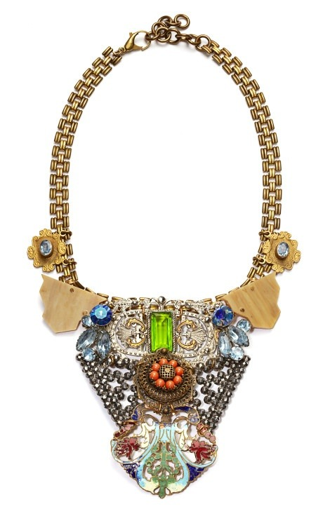 Lulu Frost 100 Year Necklace