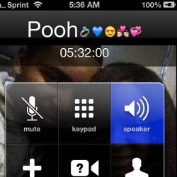 waking up & still being on the phone »» 😍📱🙈💞