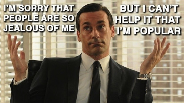 MadMen as Mean Girls