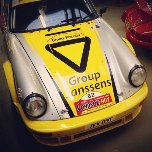 Time to get ready for another Belgian Championship #porsche911 #rally #tuthillporsche