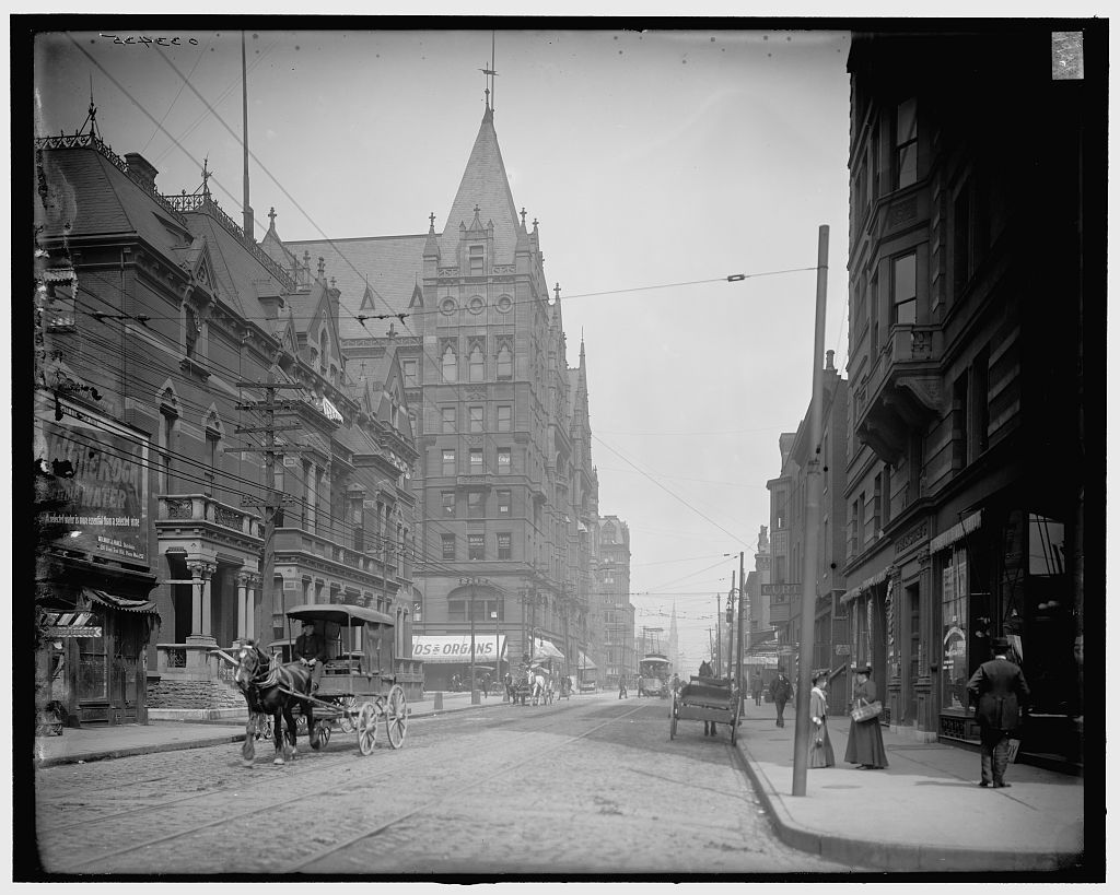 archimaps:  On Elm Street, Cincinnati
