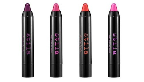 Glow In The Dark Lip Color, Jennifer Lawrence Gets a Lob, And More stila debuts new lip colors that glow when worn under a black light. Awesome. [SheFinds] Jennifer Lawrence joins in on the lob haircut trend—and it looks amazing. [Beauty High] An eating disorder clinic in Sweden has reportedly been a hot spot for modeling scouts. [Fashionista]   Coachella floral crowns are here to stay for summer. Learn how to make your own here. [Shoptiques] Kate Middleton has a new title that she can add to her list. Vanity Fair is calling the Duchess their favorite best dressed pregnant woman. [Huffington Post] From Star Wars to Pretty In Pink, check out these 10 iconic movie hairstyles. [BellaSugar] —Charisse Check out a Birchbox morning beauty routine with our very own Candice Chan. (Photo: stila)