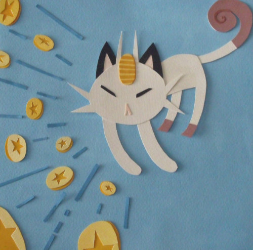pokemonpalooza:  meowth used payday… - Pigglesworth