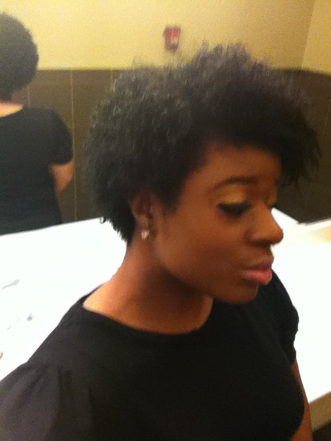 2nd Big Chop! 1-29-13