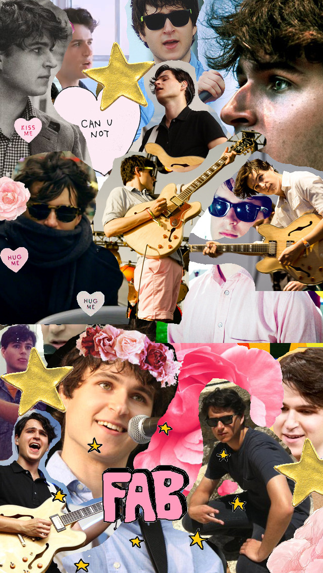 coatrilla:  ezra appreciation collage