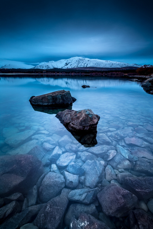 aesthecia:  Tekapo (by James.McGregor)