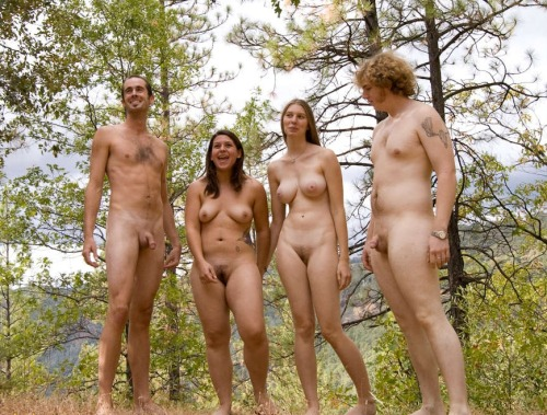 Go for a nude hike this weekend!