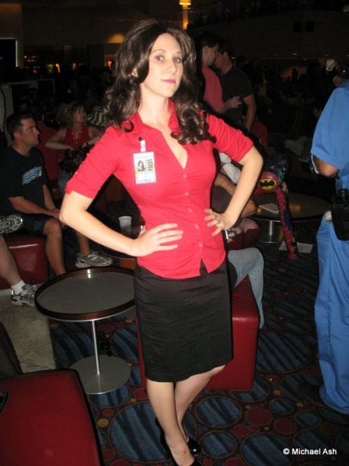 Smallville Lois Lane | DragonCon 2009