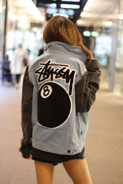 My new jacket @aleygreenblo on instagram http://aleygreenblo.tumblr.com http://tickledpink.alphie-eve.com