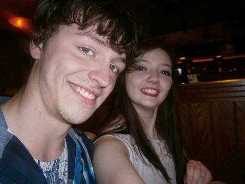 Day 37 - The last restaurant you ate at At Frankie and Bennies double dating with Charlotte and Josh