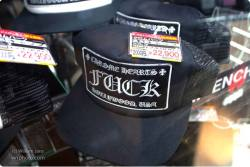 For $255 Canadian you can buy this hat and offend everyone.