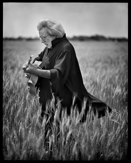 Jerry Garcia by Mark Seliger