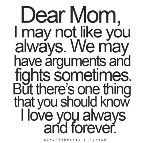 Mommy I love you and I miss you everyday. Happy Mother's Day. ❤
