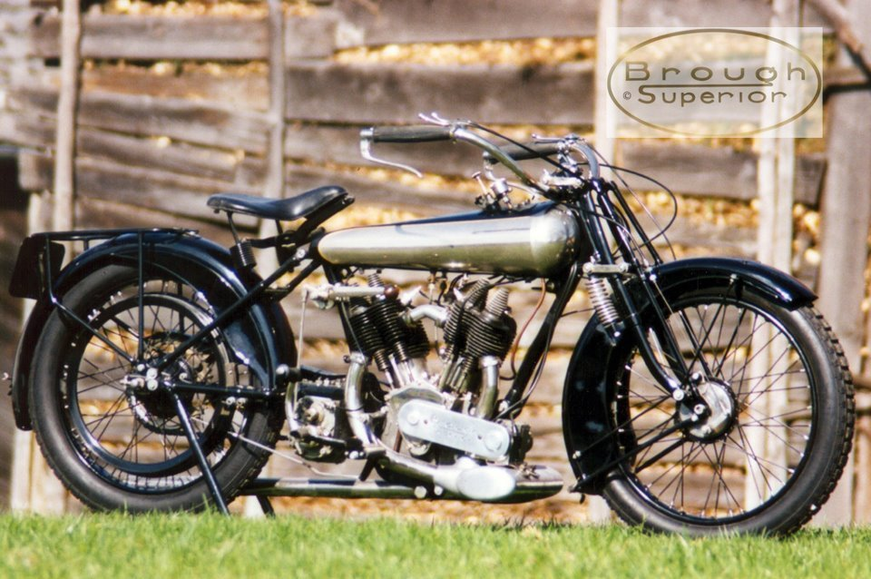 Brough Superior MKI