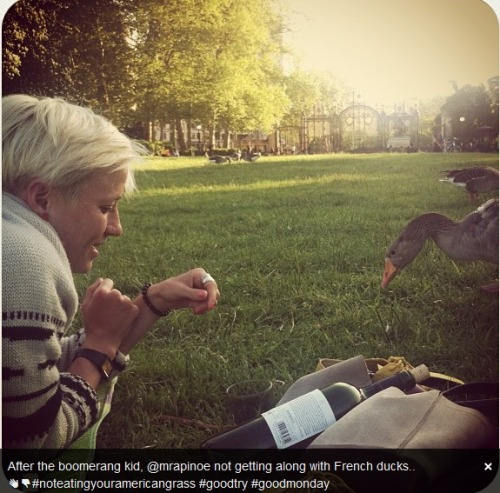 pinoe-news:  Source: @Zepoucju