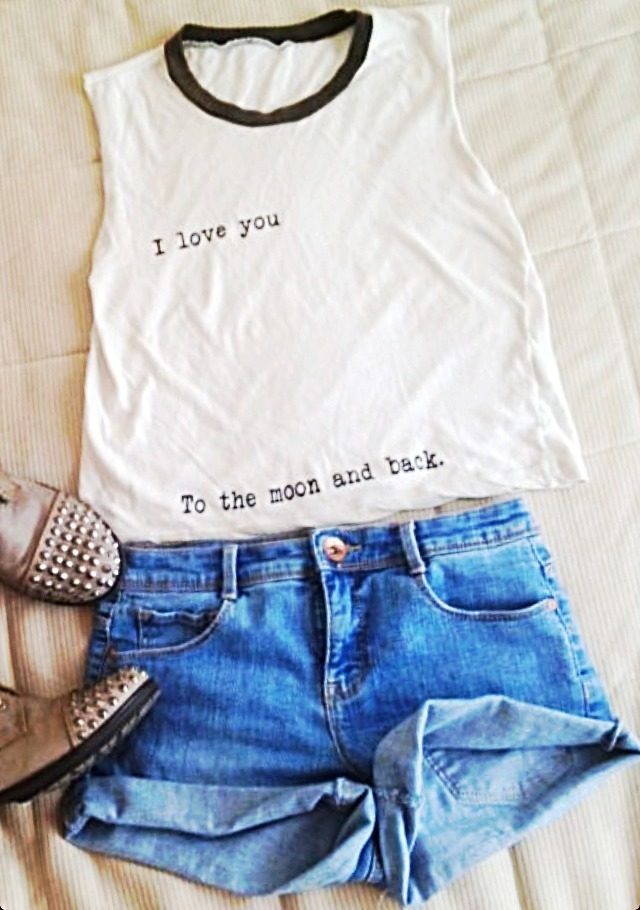theresnotruthaboutforever:  I love you to the moon and back