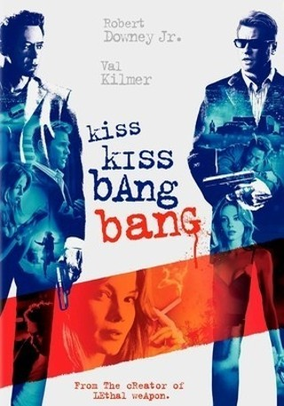 "I'm watching Kiss Kiss Bang Bang    ""had it all dvd. now have it finally in bluray, perrrrfect quality for ace movie :P if you haven't seen it yet, you're missing out.""                      Check-in to               Kiss Kiss Bang Bang on GetGlue.com"