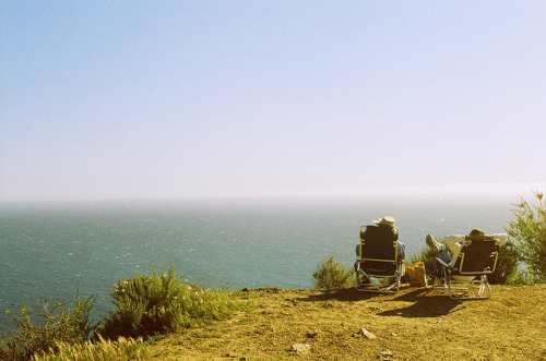 Around the Big Sur by schorlemädchen on Flickr.Chilling out!