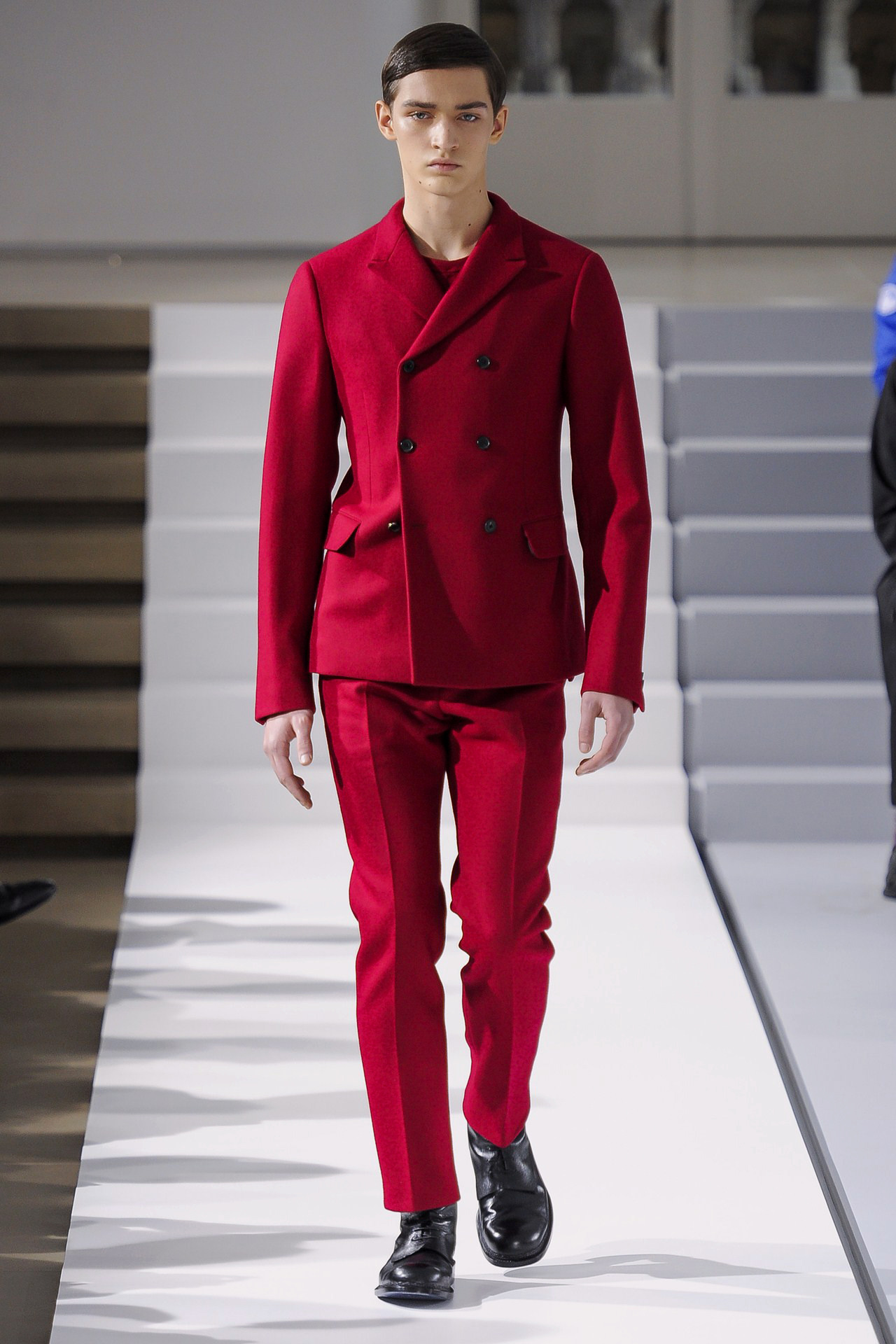 Jil Sander Menswear Fall/Winter 2013-14