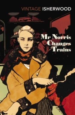 "Currently Reading: Christopher Isherwood: Mr Norris Changes Trains ""After a chance encounter on a train the English teacher, William Bradshaw, starts a close friendship with the mildly sinister Arthur Norris.  Norris is a man of contradictions; lavish but heavily in debt, excessively polite but sexually deviant.  First published in 1933 Mr Norris Changes Trains piquantly evokes the atmosphere of Berlin during the rise of the Nazis."