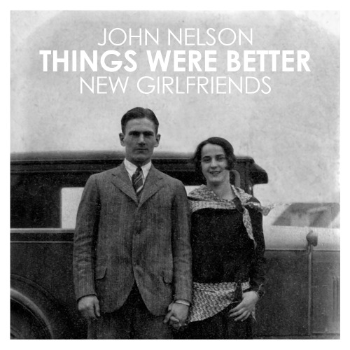 Click the picture to hear a brand new song from my band John Nelson & the New Girlfriends. We're playing the Metro Times Blowout this Friday at Found Sound in Ferndale. Hope you can make it.