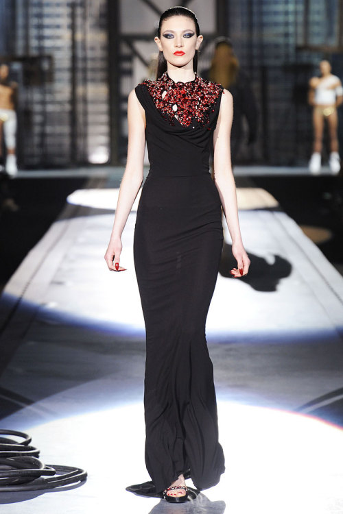 Dsquared, Fall 2010 RTW