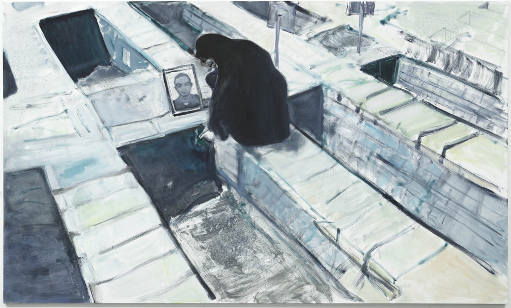 The Mother By Marlene Dumas, 2009