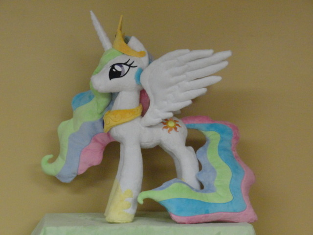 whitedove-creations:  My newest Celestia